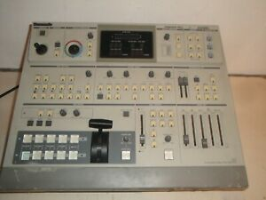 PANASONIC Components Mixer by Transvideo, ansehen!