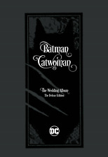 Batman Catwoman The Wedding Album Deluxe Edition (Hardcover) DC