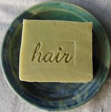 Key Lime Eucalyptus Shampoo Bar - Vegan Jojoba by Aquarian Bath