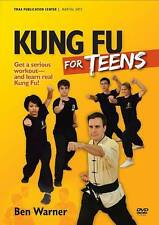 Kung Fu For Teens FACTORY SEALED GIFT QUALITY! BEST EBAY PRICE! FREE SHIPPING!!
