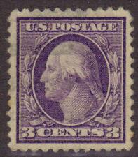 Scott# 502 3 Cent  Washington XF Superb
