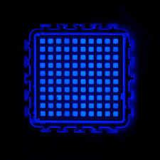 100W 100Watt 45mil Chips Blue High Power LED SMD Panel Light 5000LM Integrated