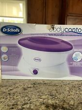 Dr. Scholls Body Contour Thermal Therapy Quick Heat Paraffin Bath