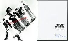 orig. Foto Diana Rigg Pop Art Kunst Beatles Yellow Submarine Studio München 1969
