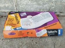 Belkin ErgoBoard Pro 107-Key Keyboard for Windows