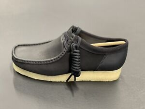 Clarks Originals Wallabee 2CLR Black Combi 26160489 2021 Brand New Complete