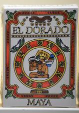 Eldorado Maya Color Version playing cards deck brand new sealed