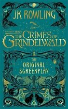 Fantastic Beasts : The Crimes of Grindelwald-The Original Screenplay (Hardcover)