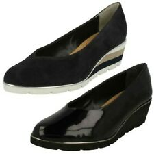 Ladies Van Dal Elegant Lightweight Wedge Shoes 'Ariah'