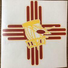6� New Mexico Disc Golf Vinyl Decal
