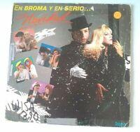 Lou Briel Dagmar En Broma Y En Serio En La Navidad LPE-2001 LP VG #2526