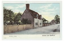 Bedfordshire postcard - Bunyan's Cottage, Elstow near Bedford