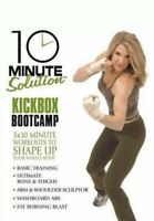10 Minute Solution - Kickbox Bootcamp DVD (2006)  New