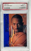 KOBE BRYANT 1996 SP #134 Rookie Graded PSA 9 L A Lakers RC (see description)