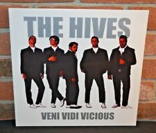 THE HIVES - Veni Vidi Vicious, Limited Import BLACK VINYL LP New & Sealed!