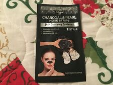 Azure Lux Charcoal and Pearl Nose Strips Deep Cleansing Treatment 1 Strip