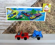Jeep mit Motorradanhänger K96 N29 mit BPZ Serie Autos mit Anhänger Komplett