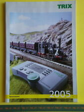Catalogue TRIX MINITRIX Nouveautés 2005 F - 230 F Kof 150 X 216 TSO - Neuf 108 p