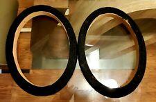 New listing 2 Mdf Speaker Rings Spacer 6X9 Inch Carpet Wood 3/4 Fiberglass Ring-69Cbk