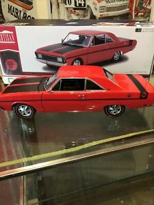 Chrysler Valiant 1970 VG Pacer 245 DDA 1:18 Scale Red