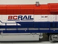 Rare!!! Atlas N Scale B36-7 BC Rail 3607 British Columbia smooth as a KATO