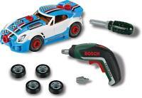 Klein BOSCH CAR TUNING SET Child'S Pretend Play Tools Diy Toy BN