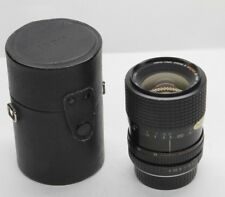 #L09 Hoya HMC macro zoom 35 -75 f/4 Lens  Yashica/ Contax fit with case