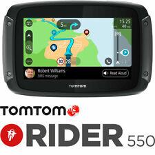 Tom TomTom Rider 550 World Motorrad Navi GPS Navigation