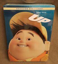 Up - Edicion Metálica DVD + Libro - Pixar