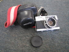 Minolta 7s Hi-Matic Camera with Original Leather Case