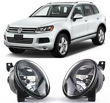 New Pair Halogen Front Fog Light Lamp FOR VW 11-2015 New Touareg 7P6941699A/700A