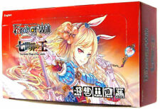 Force of Will FOW TCG - The Seven Kings of the Lands Booster Box