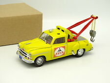 Base Solido Kit Monté 1/43 - Chevrolet Pick Up 1950 Dépanneuse Avia