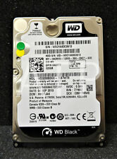 Western Digital WD3200BEKX 320GB 7200RPM SATA 6Gb/s 2.5in Laptop Hard Drive