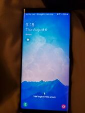 Samsung Galaxy Note9 SM-N960 - 128GB - Ocean Blue (Verizon)
