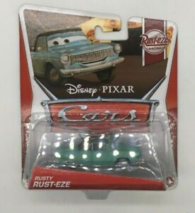 Disney Pixar Cars Rust-Eze Racing Rusty Rust-Eze 3/8 CARS13-2