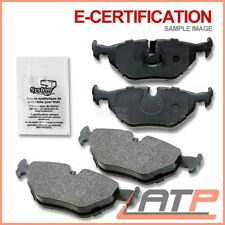 BRAKE PAD SET REAR PEUGEOT 407 04-11 607 04-10