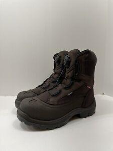 Red Wing Metguard BOA 4440 Waterproof Steel Toe Work Boots Mens Size 8 Wide EE