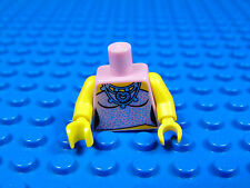 LEGO-MINIFIGURES SERIES [2] X 1 RARE TORSO FOR THE POP STAR FROM SERIES 2 PARTS