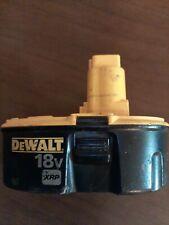 *DEWALT* DC9096 XRP 18V Battery.  TESTED WORKS GREAT!!