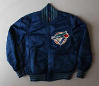 Myrtle Beach Blue Jays game worn used 1989 jacket! RARE! Guaranteed Authentic!