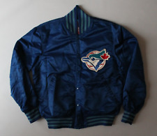 734f90357 Myrtle Beach Blue Jays game worn used 1989 jacket! RARE! Guaranteed  Authentic!