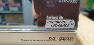 Humax IPDR-9800C Kabeldigitalreceiver 80GB Festplatte USB als Ersatzteil