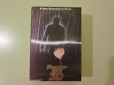 NECA FRIDAY THE 13TH JASON VOORHEES PART 3 3D NEW SEALED FIGURE REEL TOYS