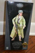 SBS Doll Star Wars Sideshow Collectibles Rebel Commando Sergeant Endor 1 6
