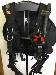 DIVE RITE TRANSPAC SPORTWINGS II Weight Integrated BCD with SCUBAPRO LP Octopus