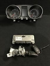 03C906024 BD Motorsteuergerät 5K0920870D Tacho Mit Schlüssel 1.4 CGG VW