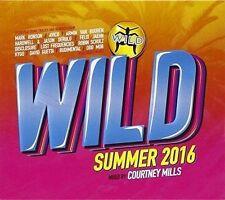 Wild Summer 2016 - CD-JEWEL CASE  NEW NOT SEALED