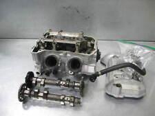 BMW F800S F800 S F800R 07 ENGINE CYLINDER HEAD CAM SHAFTS CAMS VALVE COVER 7K MI