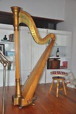 Antique (1947) Lyon & Healy 7 Pedal Harp / Style 14